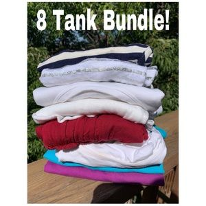 Tank top bundle, fit medium
